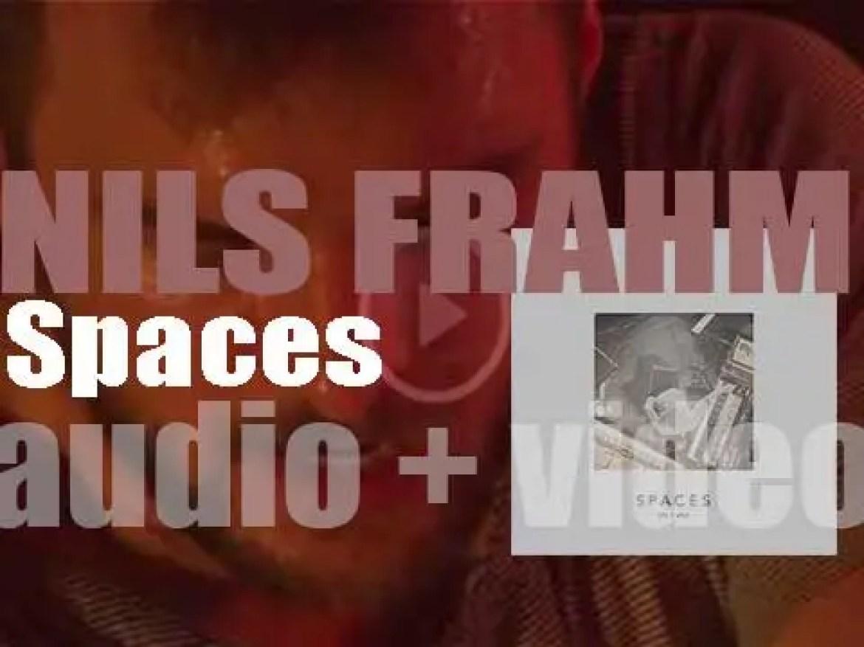 Erased Tapes publish Nils Frahm's seventh album : 'Spaces' (2013)