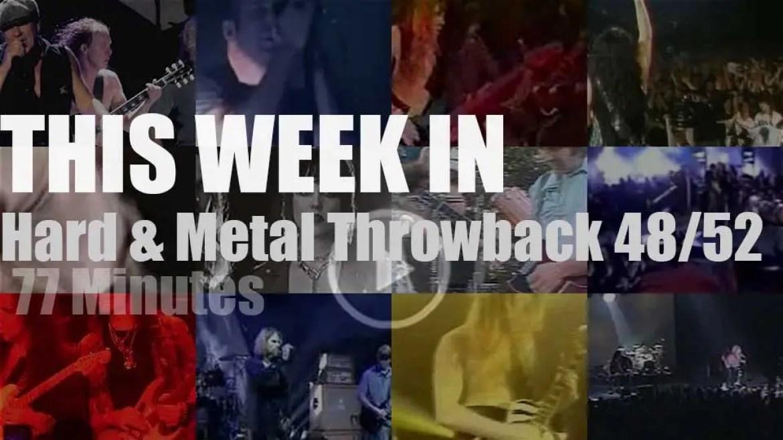 This week In  'Hard & Metal Throwback' 48/52