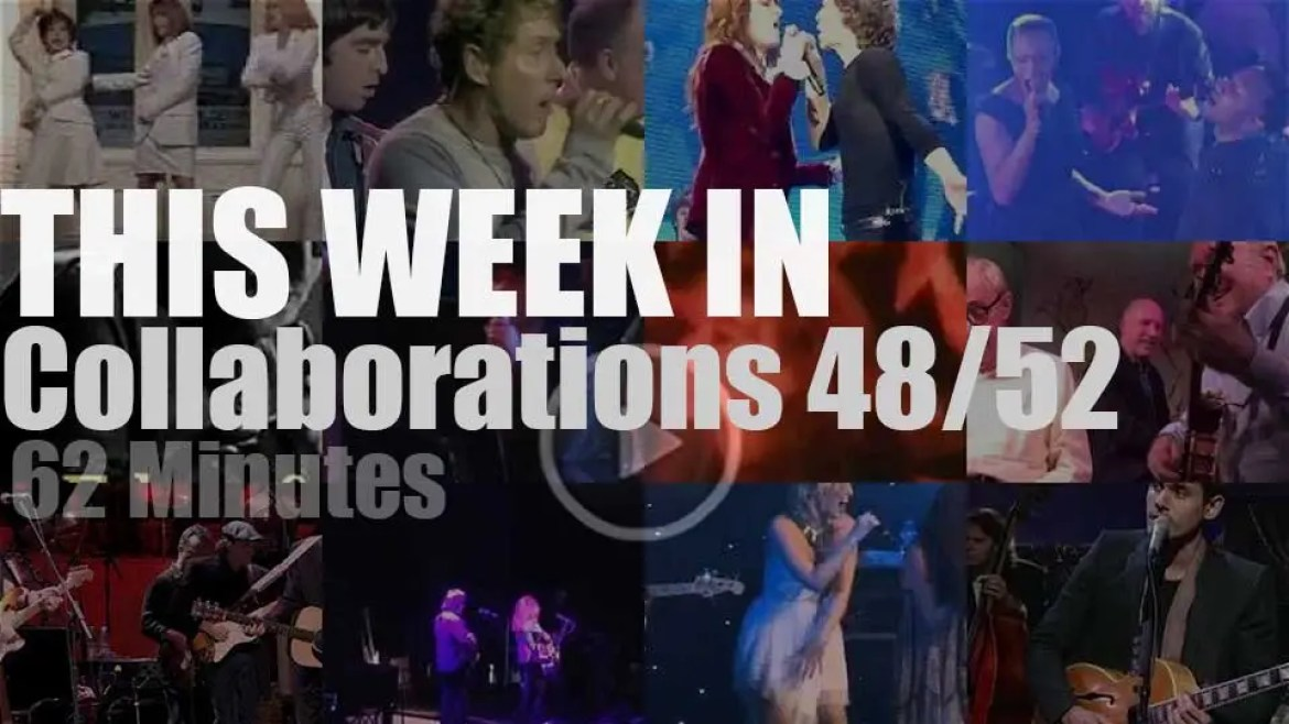 This week In One-Off Collaborations 48/52