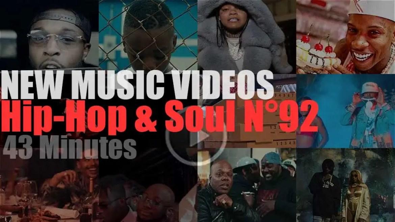 Hip-Hop & Soul  New Music Videos N°92