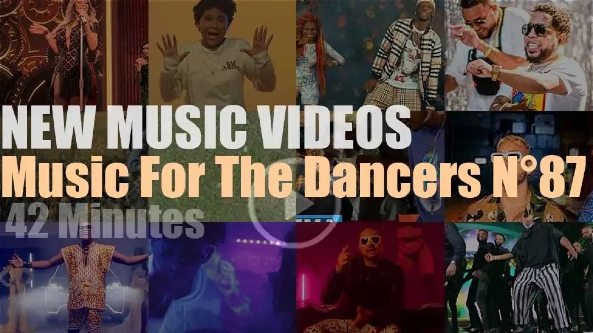 'Music For The Dancers'  New Music Videos N°87
