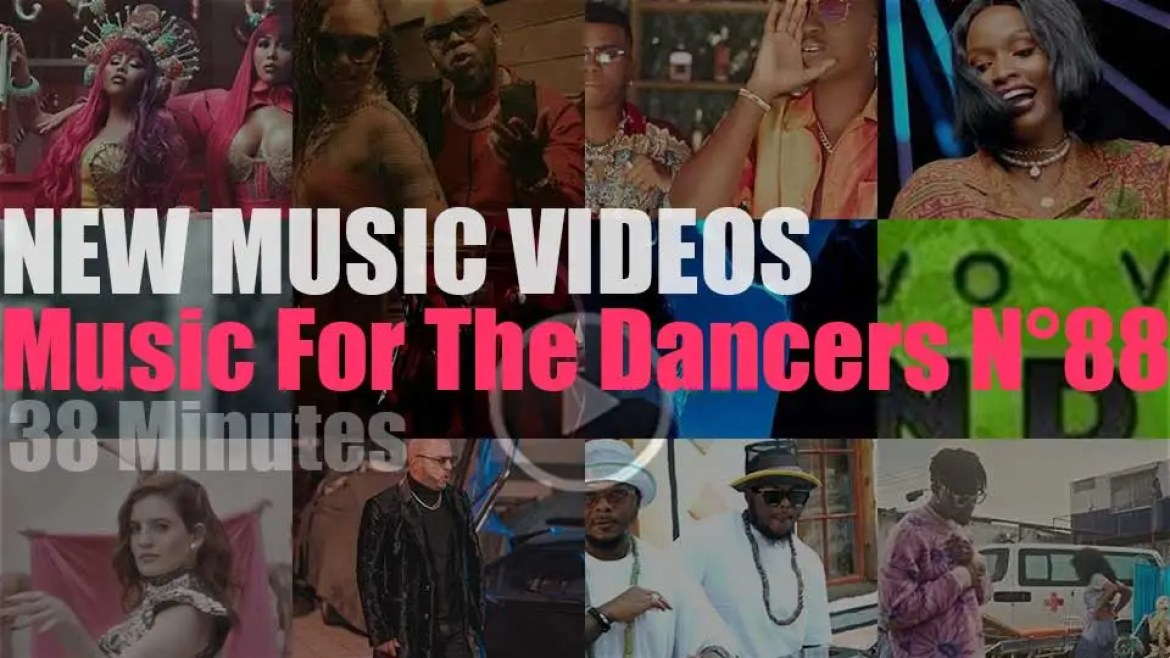 'Music For The Dancers'  New Music Videos N°88
