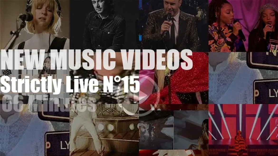 'Strictly Live'  New Music Videos N°15