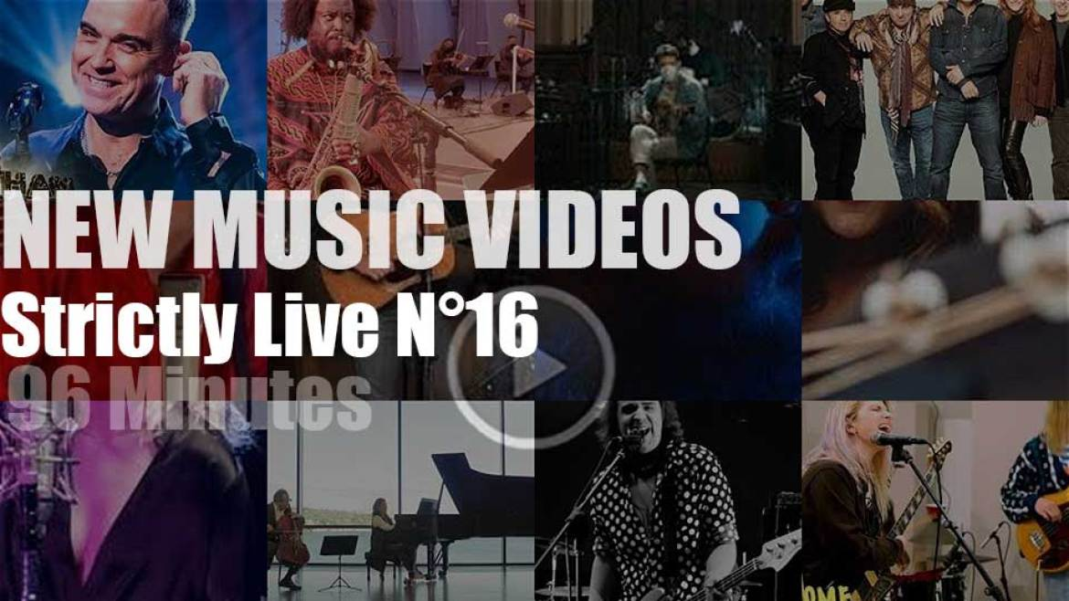 'Strictly Live'  New Music Videos N°16
