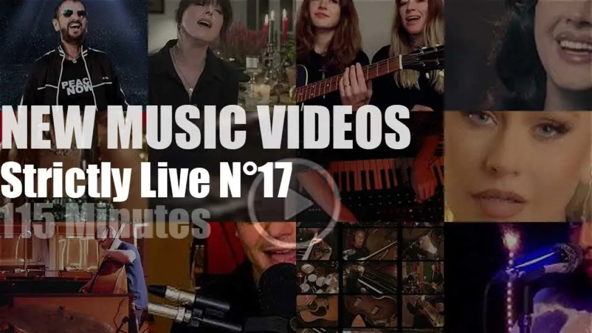'Strictly Live'  New Music Videos N°17