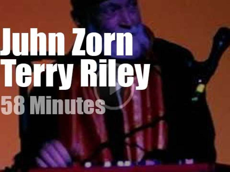 Terry Riley meets John Zorn (2019)