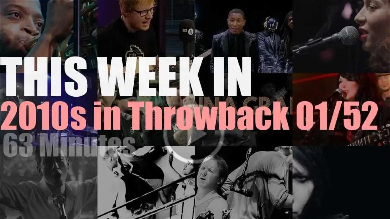 This week In  '2010s Throwback' 01/52