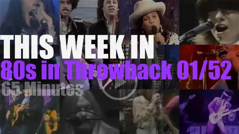 This week In '80s Throwback' 01/52