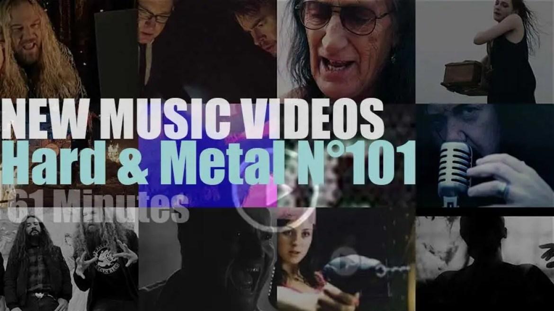 Hard & Metal New Music Videos N°101