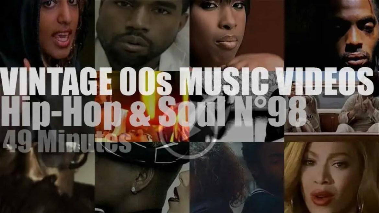 Hip-Hop & Soul N°98 – Vintage 2000s Music Videos