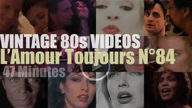 'L'Amour Toujours'  N°84 – Vintage 80s Videos