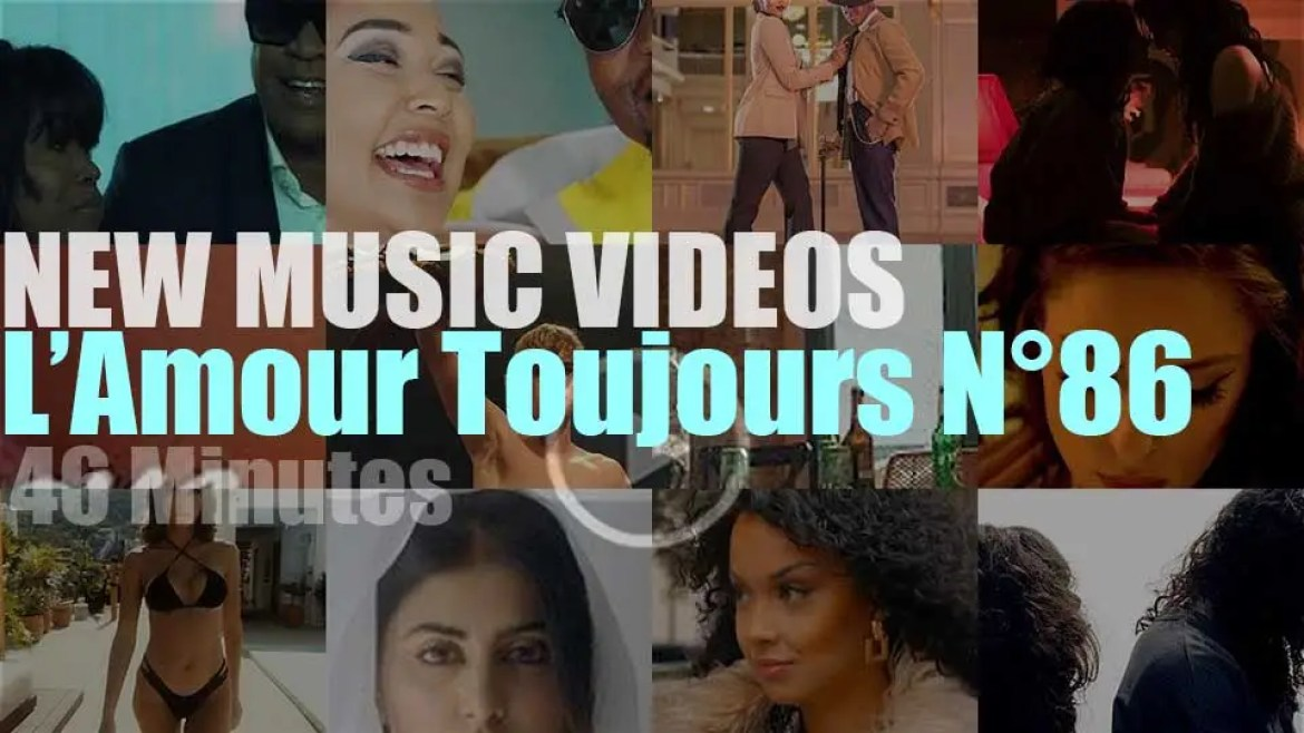'L'Amour Toujours'  N°86 – New Music Videos