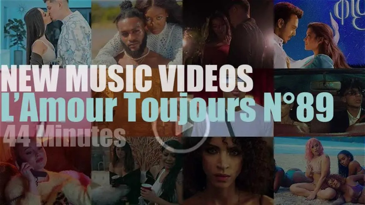 'L'Amour Toujours'  N°89 – New Music Videos
