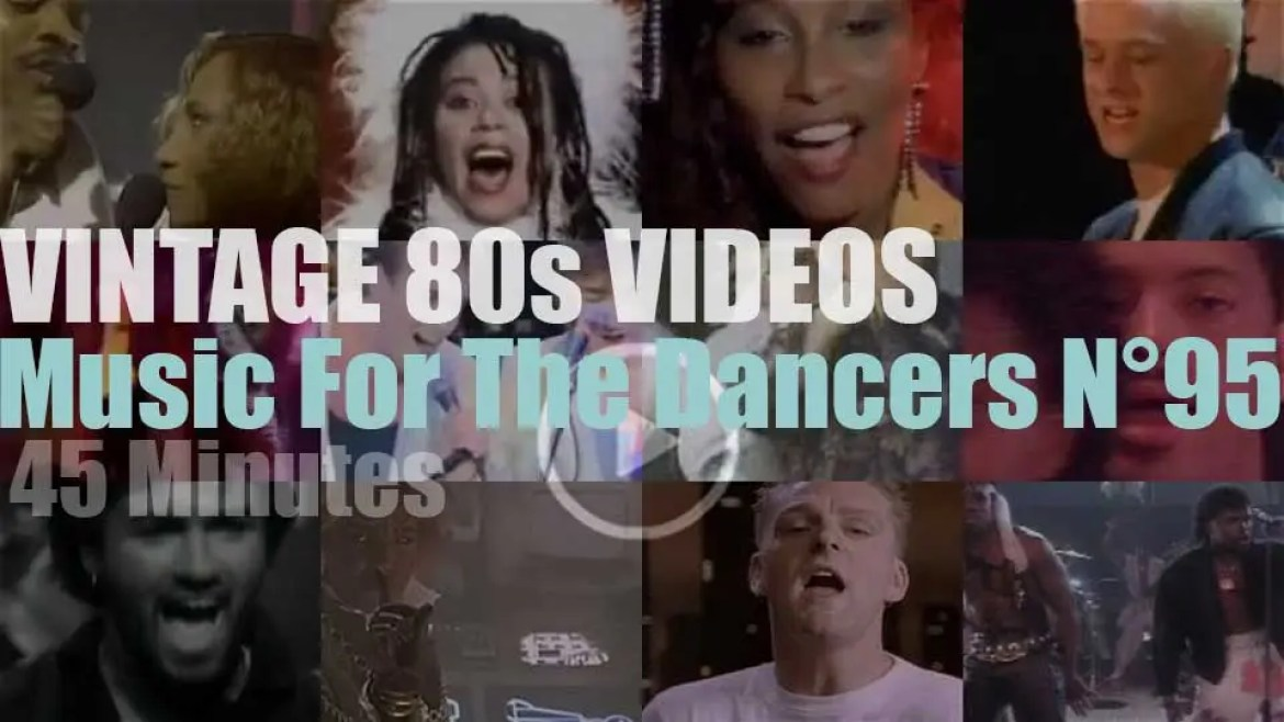 'Music For The Dancers' N°95 – Vintage 80s