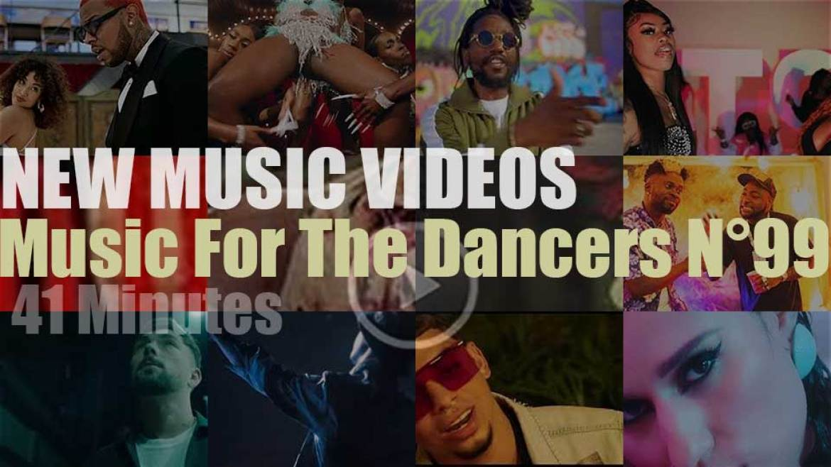 'Music For The Dancers' N°99 – New Music Videos