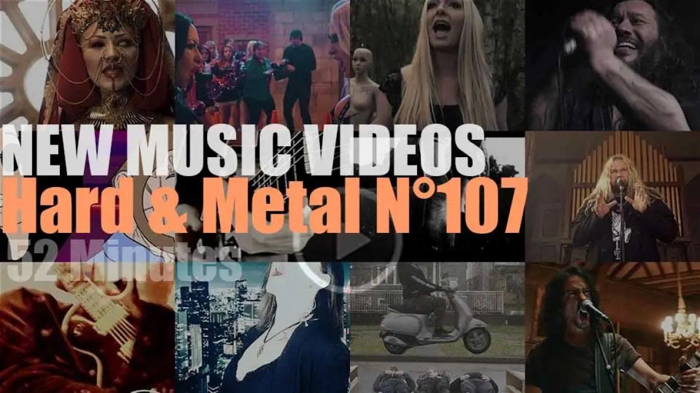 Hard & Metal New Music Videos N°107
