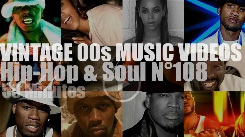 Hip-Hop & Soul N°108 – Vintage 2000s Music Videos
