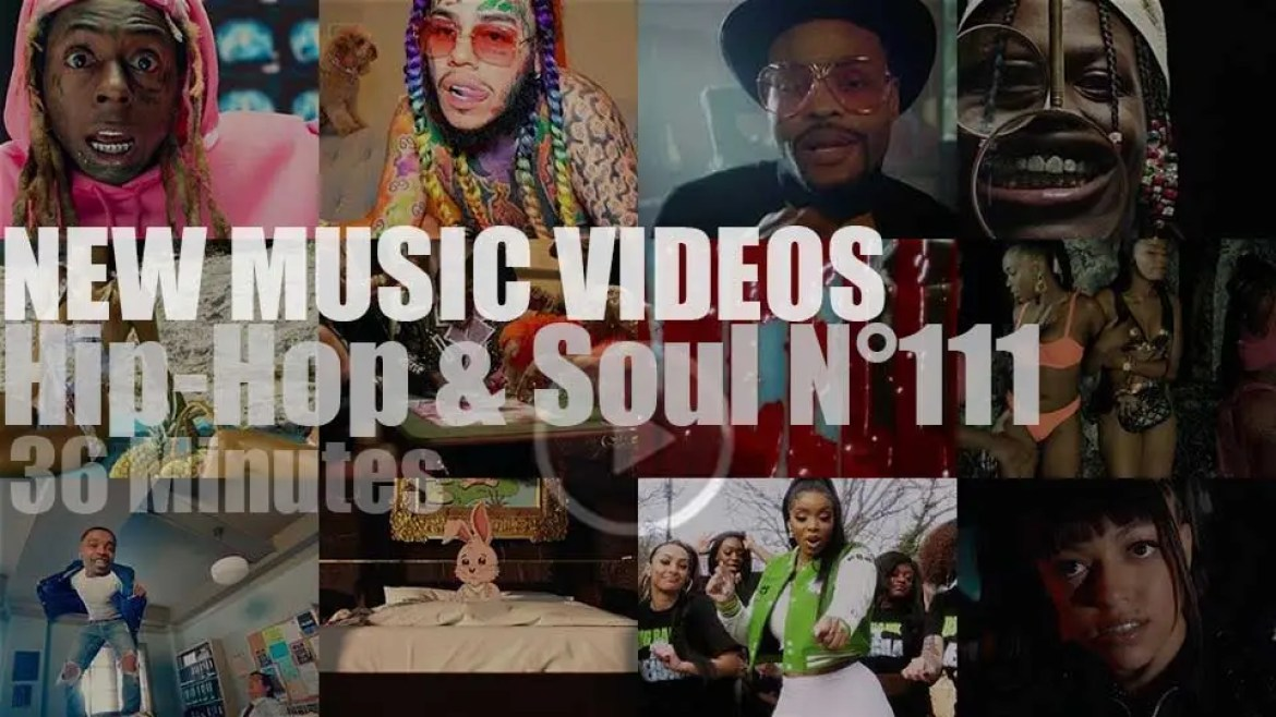 Hip-Hop & Soul N°111 – New Music Videos