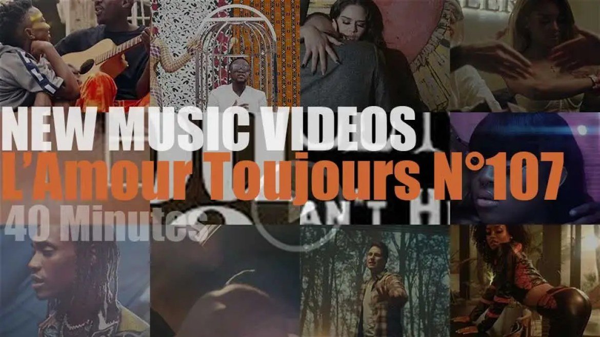 'L'Amour Toujours'  N°107 – New Music Videos