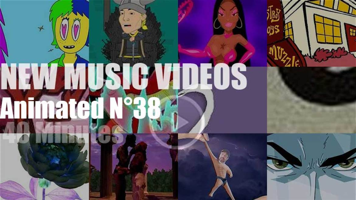 New Animated Music Videos N°38
