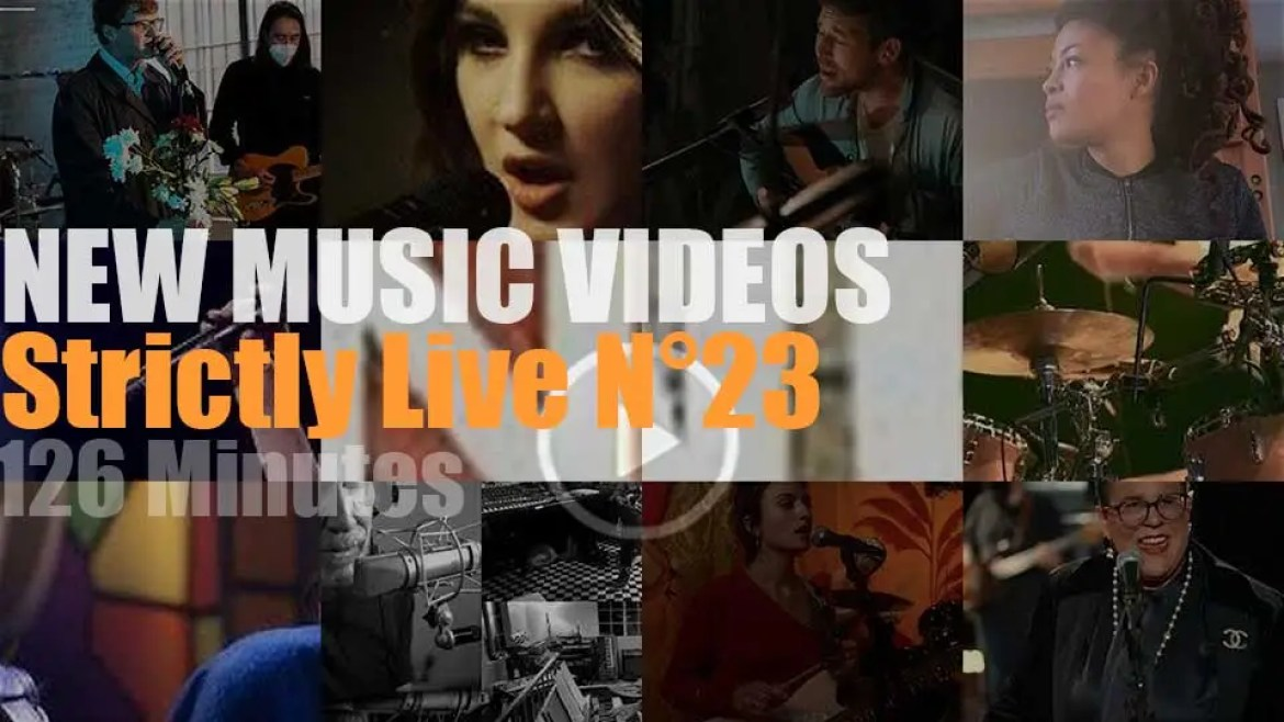 'Strictly Live'  New Music Videos N°23
