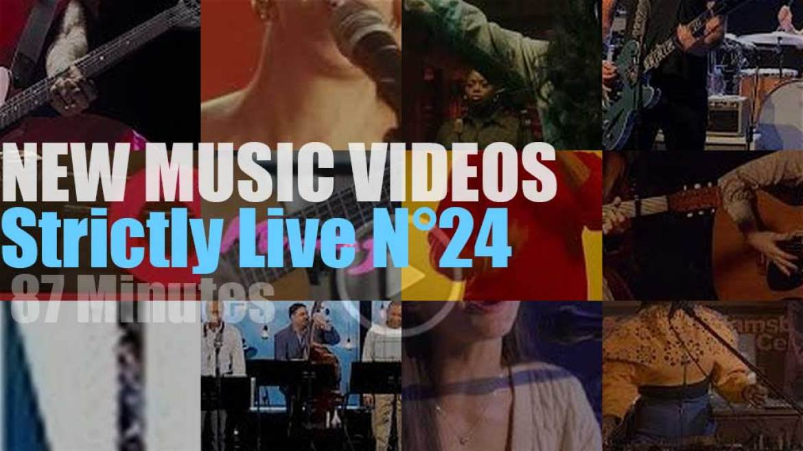 'Strictly Live'  New Music Videos N°24