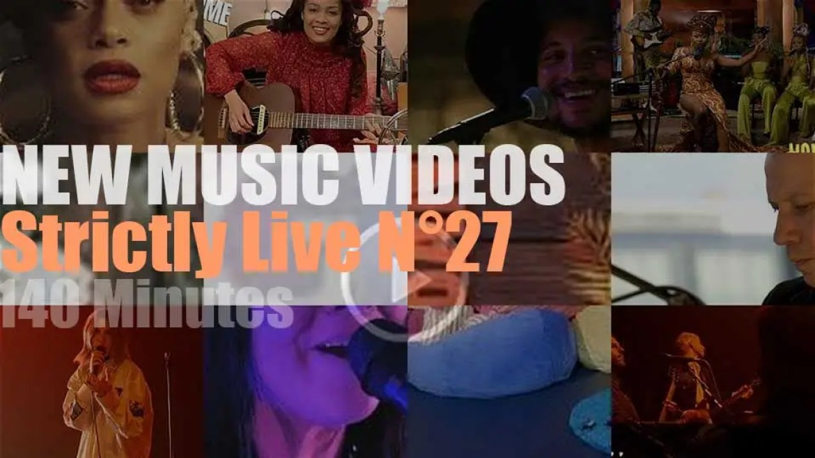 'Strictly Live'  New Music Videos N°27