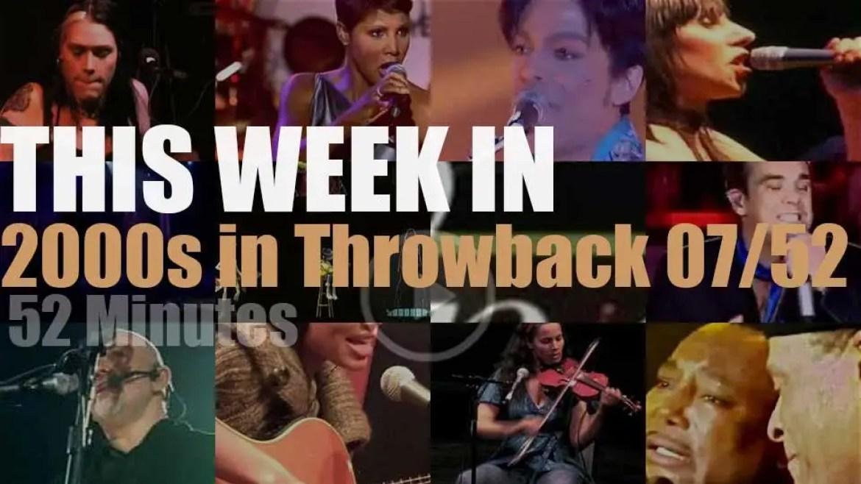 This week In  '2000s Throwback' 07/52