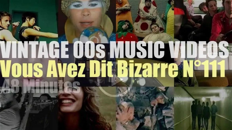 'Vous Avez Dit Bizarre'  N°111 – Vintage 2000s Music Videos