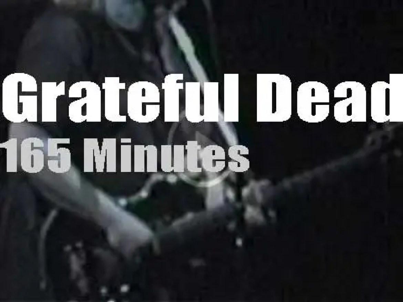 Grateful Dead visit Albany, NY (1991)