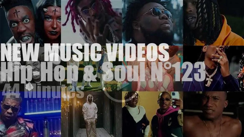Hip-Hop & Soul N°123 – New Music Videos