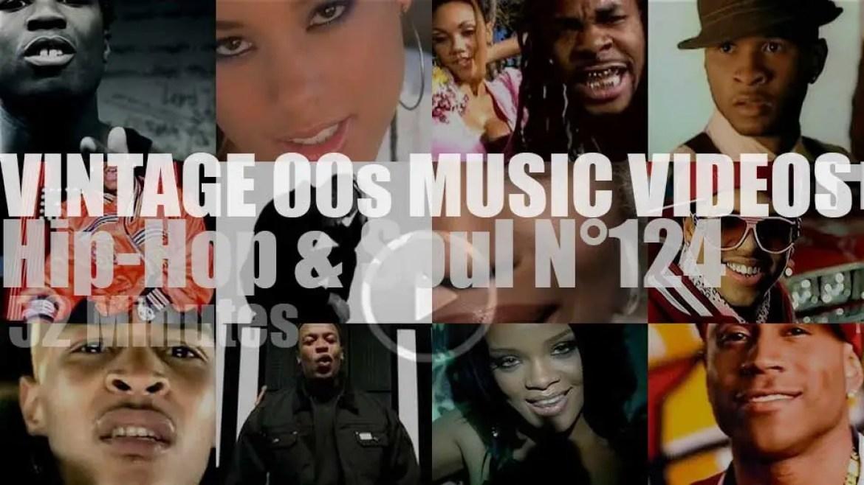 Hip-Hop & Soul N°124 – Vintage 2000s Music Videos