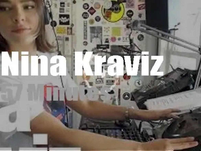 Nina Kraviz mixes in Brooklyn (2017)