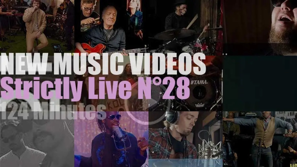 'Strictly Live'  New Music Videos N°28