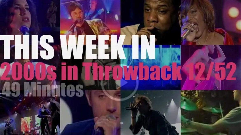 This week In  '2000s Throwback' 12/52