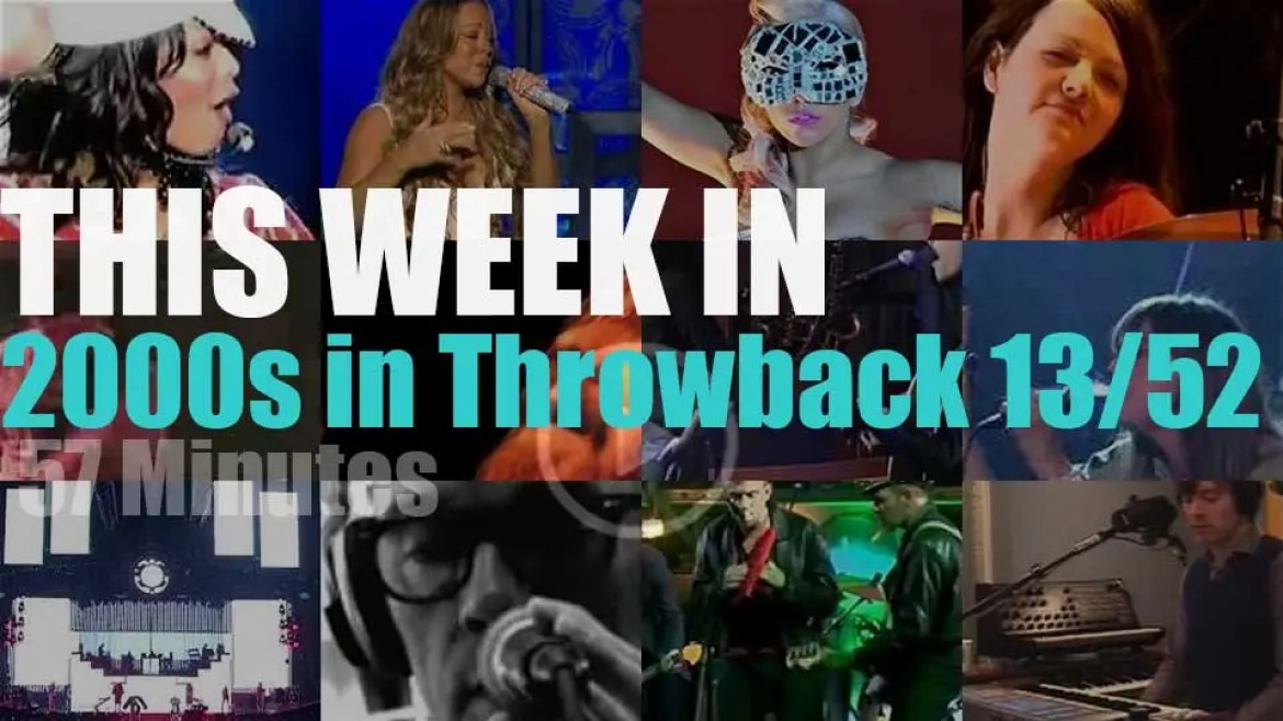 This week In  '2000s Throwback' 13/52