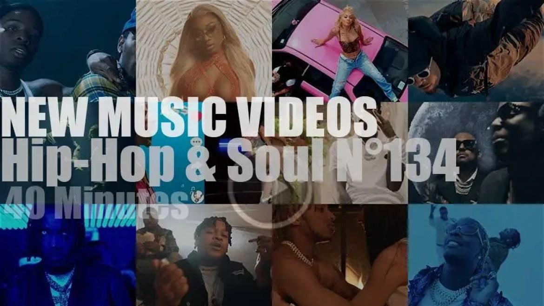 Hip-Hop & Soul N°134 – New Music Videos
