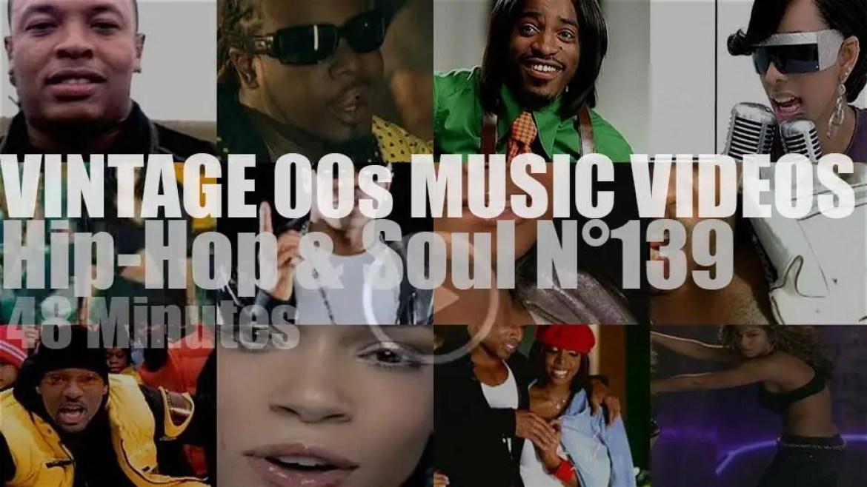 Hip-Hop & Soul N°139 – Vintage 2000s Music Videos