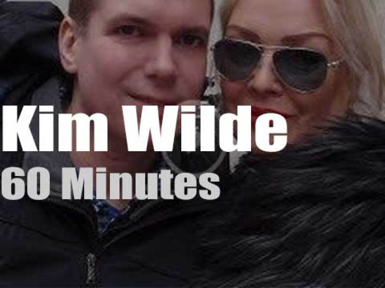 Kim Wilde rocks London (2018)