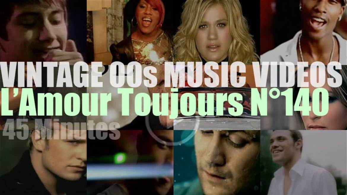 'L'Amour Toujours'  N°140 – Vintage 2000s Music Videos