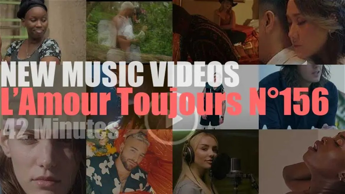 'L'Amour Toujours'  N°156 – New Music Videos
