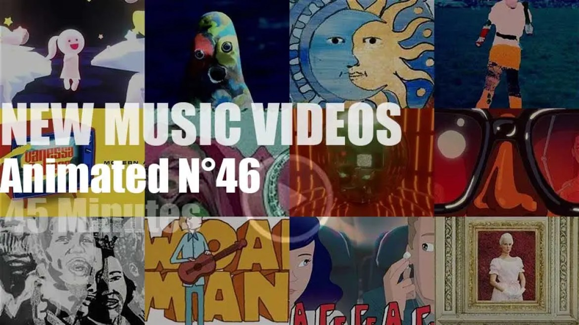 New Animated Music Videos N°46