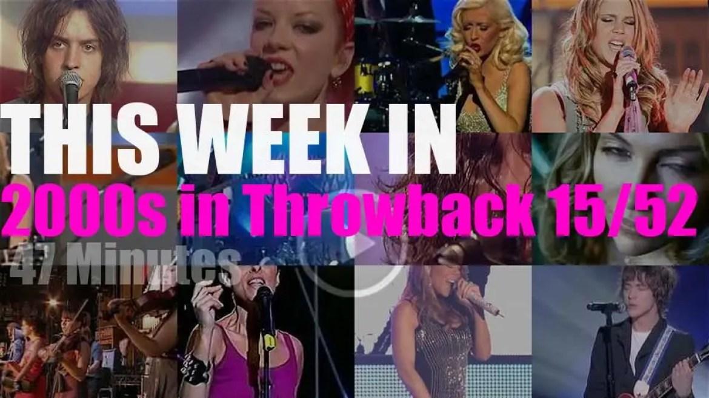 This week In  '2000s Throwback' 15/52