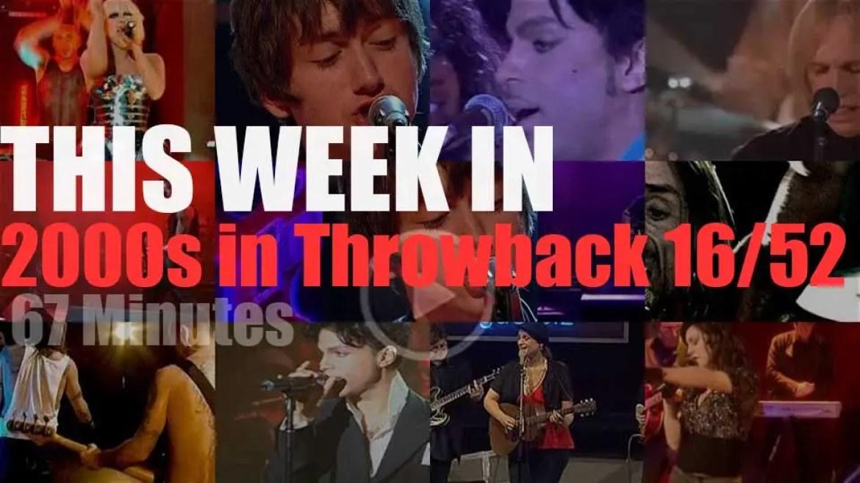 This week In  '2000s Throwback' 16/52