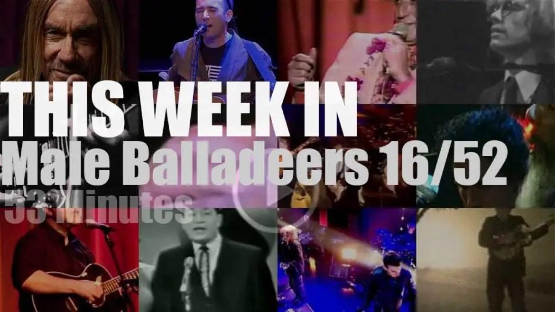 This week In Male Balladeers 16/52