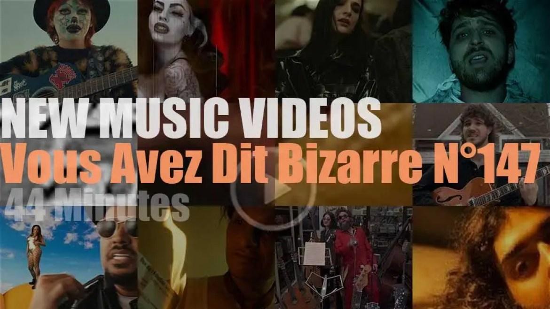 'Vous Avez Dit Bizarre'  N°147 – New Music Videos