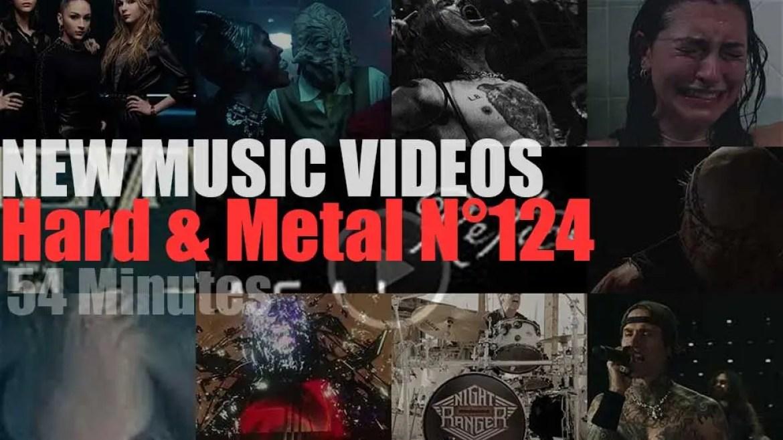 Hard & Metal New Music Videos N°124