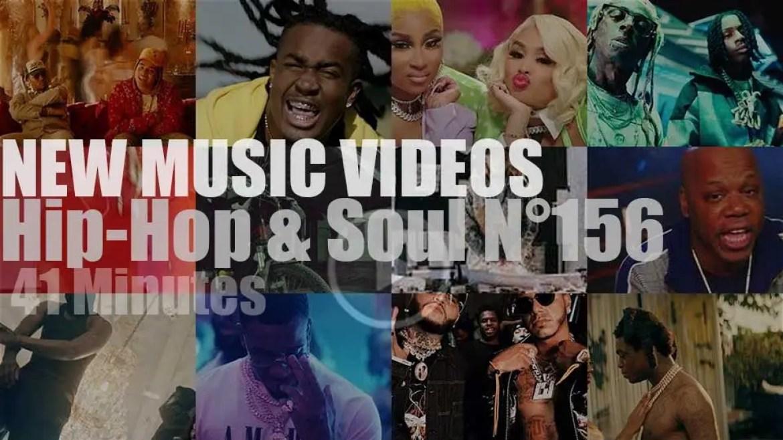 Hip-Hop & Soul N°156 – New Music Videos