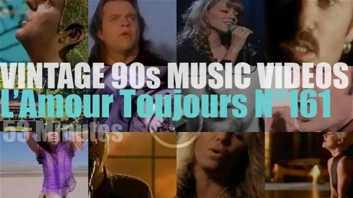 'L'Amour Toujours'  N°161 – Vintage 90s Music Videos