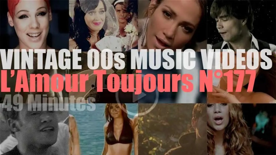 'L'Amour Toujours'  N°177 – Vintage 2000s Music Videos